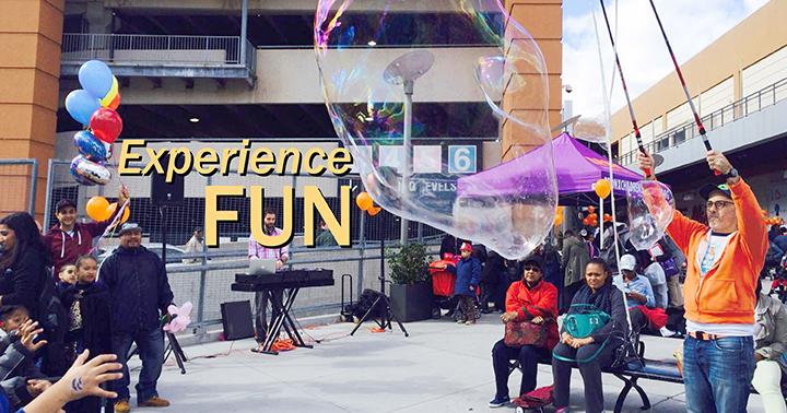 BTM Experience Fun